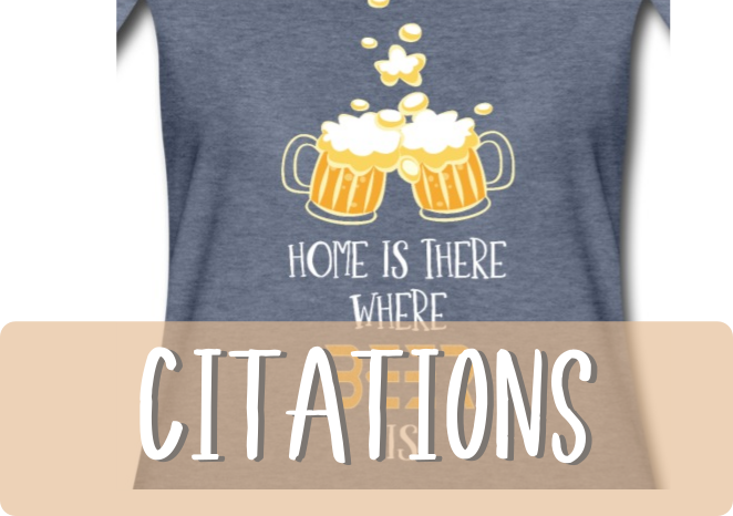 T-shirts de citations et dictons drôle